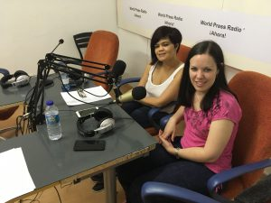 las chicas de worldpress radio