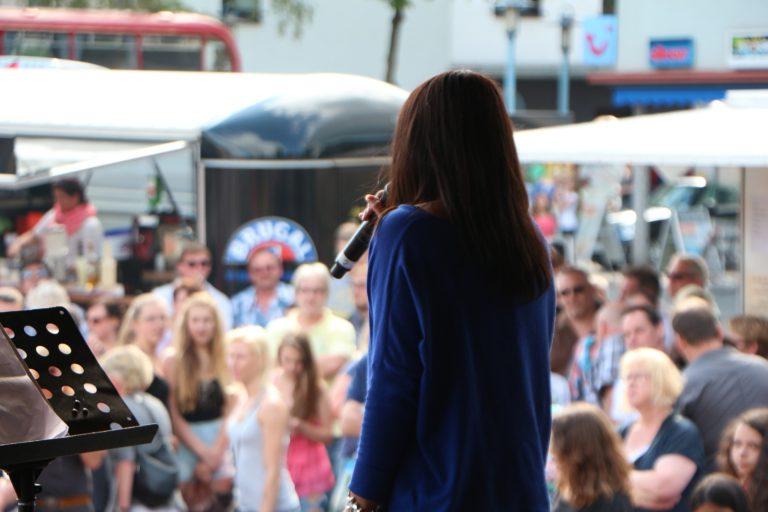Ser cantante