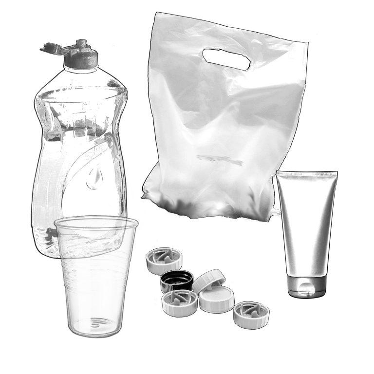 fabrican los envases de plástico