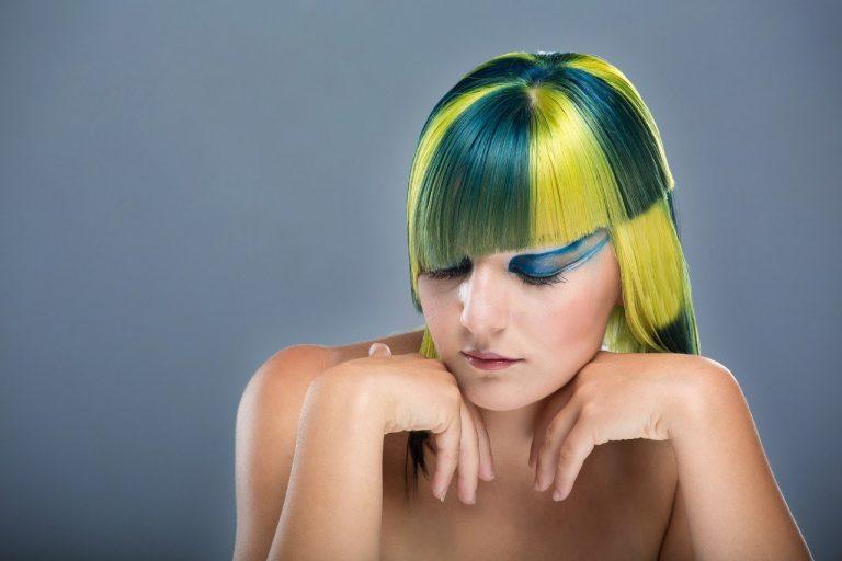 decoloracion del pelo