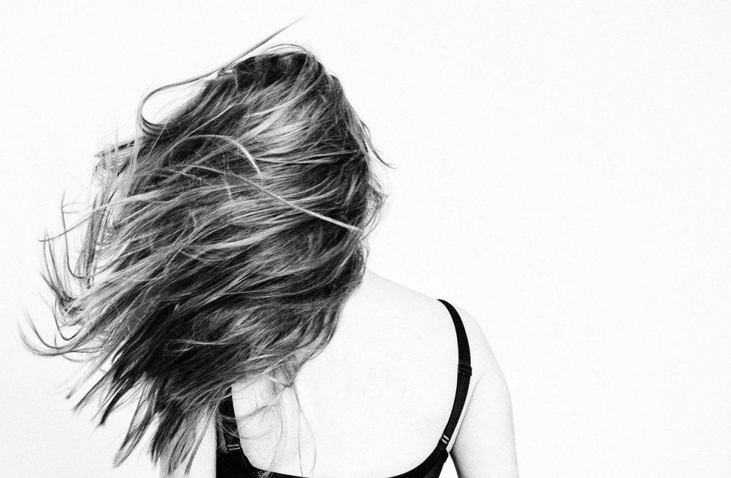 la plancha de pelo